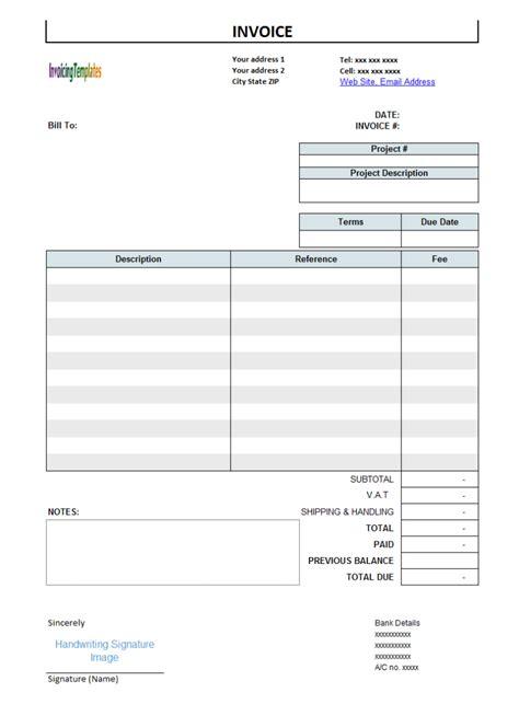 tax invoice template pdf tomahawk talk invoice example