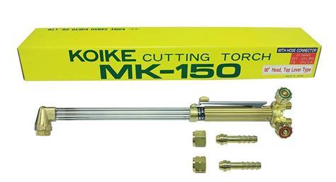 Cutting Torch Mk 100 Murah jual mesin las koike cutting torch mk 100 cutting torch mk 150 cutting torch mk 250