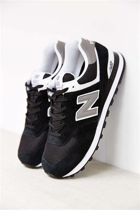 balance black shoes accessories
