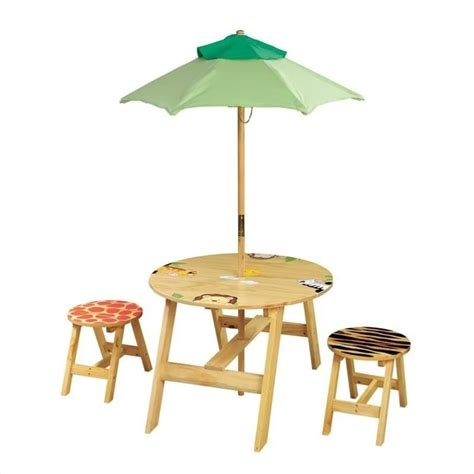 childrens outdoor table and chairs error