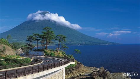 Modern Castle by Kagoshima Japan Specialist