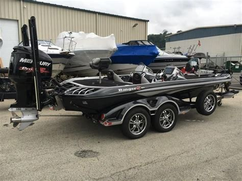 used fishing boats for sale in pittsburgh pa 2015 used ranger z521 comanche freshwater fishing boat for