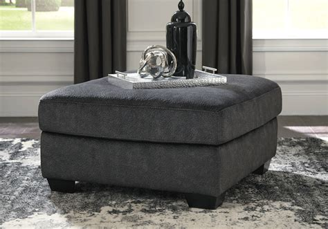 ottoman overstock accrington granite oversized ottoman lexington overstock