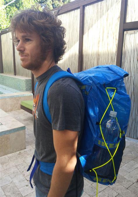 ikea frakta bag apron ikea hackers ikea hackers ikea ultralight backpacking pack ikea hackers ikea hackers