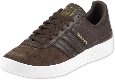 adidas m 252 nchen shoes brown