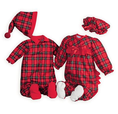 babys first christmas pajamas christmas dreams infant