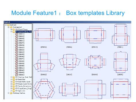 Packmage Cad Carton Packaging Box Template Design Software Template Design Software