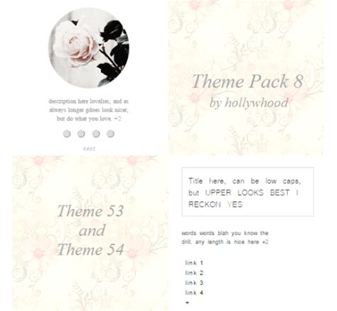 free tumblr themes list free themes on tumblr