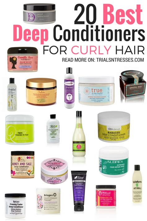the best natural hair products for children 20 best deep conditioners for curly hair instagram