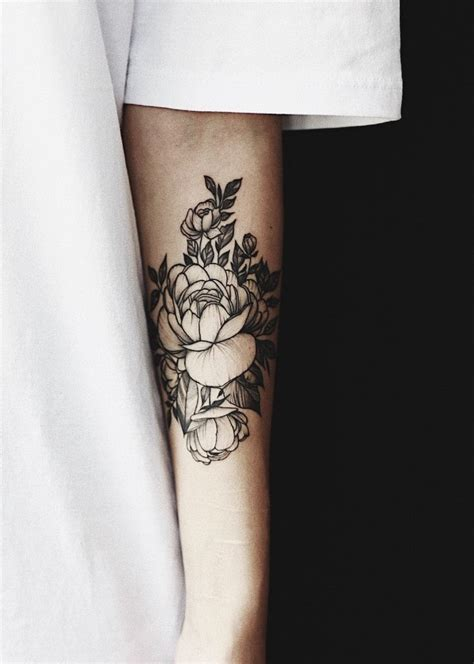peony tattoo 25 best ideas about peonies on vintage