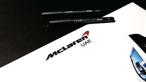 mclaren logo drawing mclaren logo drawing