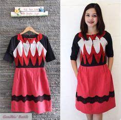 desain dress kain tenun batik kebaya tenun on pinterest kebaya batik dress