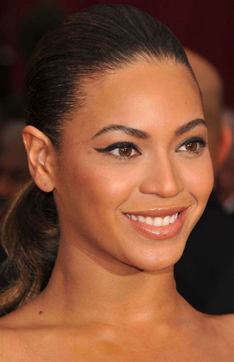 beyonce eye color beyonc 233 knowles before and after beautyeditor