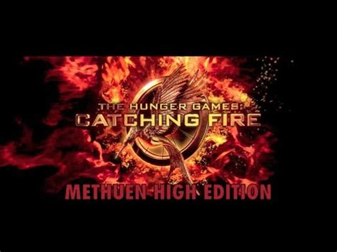theme essay for catching fire methuen high school pep rally movie trailer hunger games
