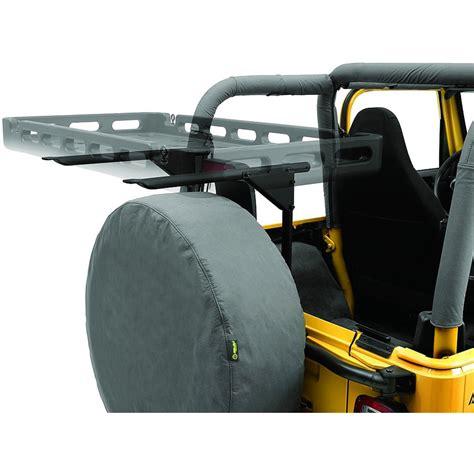 Tj Cargo Rack by Bestop Cargo Rack Mounting Kit New Jeep Wrangler Tj