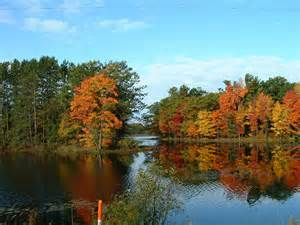 of wisconsin colors shell lake wi fall colors shell lake wi photo picture