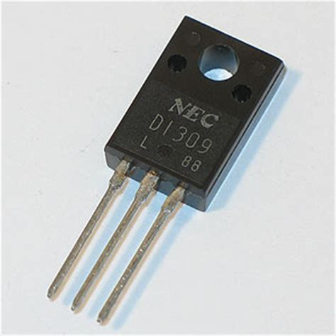 nec d882 transistor equivalent electronic goldmine 2sd1309 npn silicon epitaxial darlington transistor nec