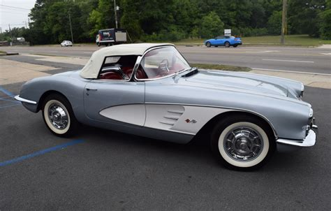 corvette stingray 1960 1960 chevrolet corvette stingray gulf coast auto