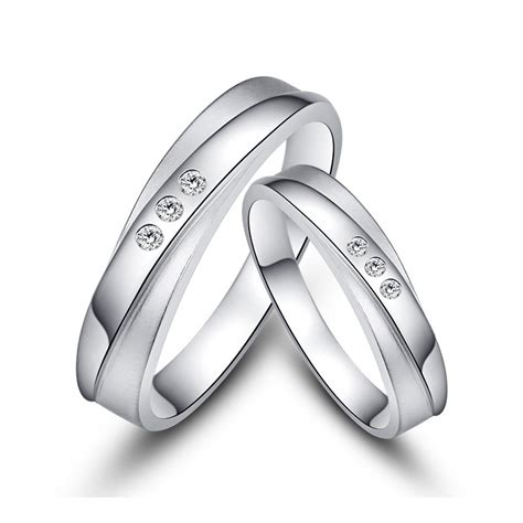 Lettering Ring classic unique creative lettering 925 sterling silver