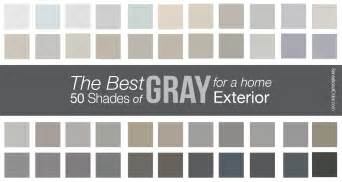 shades of grey paint the best shades of gray paint for a home exterior