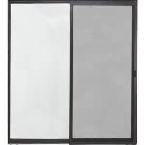 Patio Door Lubricant Aluminum Reversible Sliding Glass Patio Door Kit Do It Best