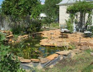 Garden fish pond liners awesome decoration for your garden fish ponds