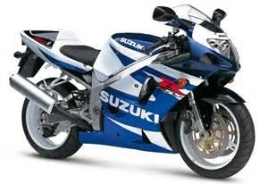 2001 Suzuki 750 Gsxr Suzuki Gsx R 750 2001 Fiche Technique