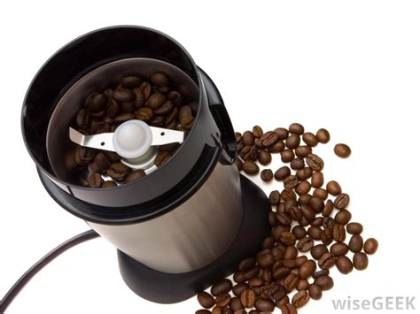 Electric Coffee Grinder all food considered