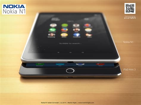 Hp Nokia Android N1 comments for after the n1 tablet should nokia also make an android phone