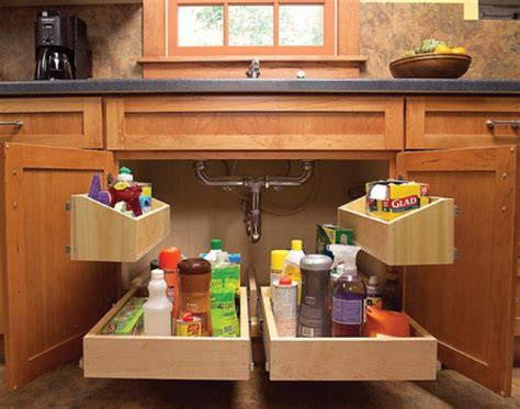 kitchen cabinet organizers ideas 34 insanely smart diy kitchen storage ideas