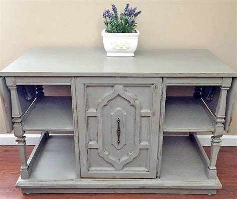 chalk paint in ct empire gray drop leaf buffet general finishes design center