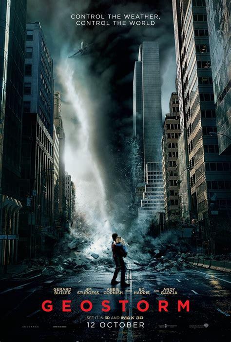 Film Geostorm Online | geostorm new movie poster gt https teaser trailer com