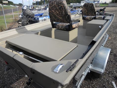 aluminum boats with stick steering andalusia marine and powersports inc new alweld 16ft