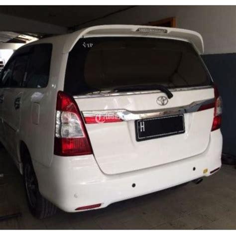Mixer Bekas Jawa Tengah mobil toyota kijang grand innova bekas diesel v putih