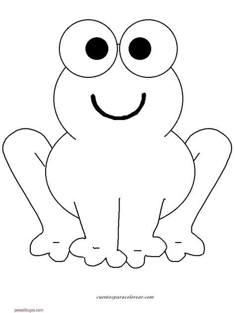 imagenes de pata de sapo para nios en gona de eva dibujos de ranas para colorear