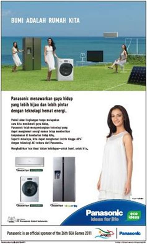 Tv Panasonic Di Indonesia Panasonic Intensifies Its Environmental Communication Efforts In Indonesia Panasonic Ads