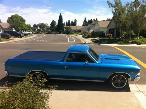 1966 el camino 1966 el camino with ls conversion chevrolet el