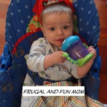 Nuby Imonster Grip N Sip Cup 210ml nuby grip sip cup di asibayi