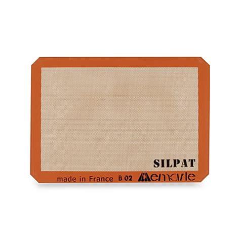 Best Baking Mat by Silpat 174 Nonstick Silicone Baking Mat Bed Bath Beyond