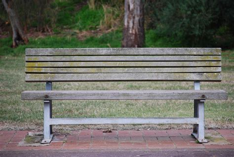 Park Bench Free Stock Photo Public Domain Pictures
