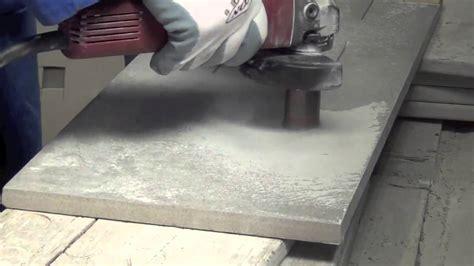 come tagliare piastrelle gres porcellanato foratura a secco di lastre in gres porcellanato con alto