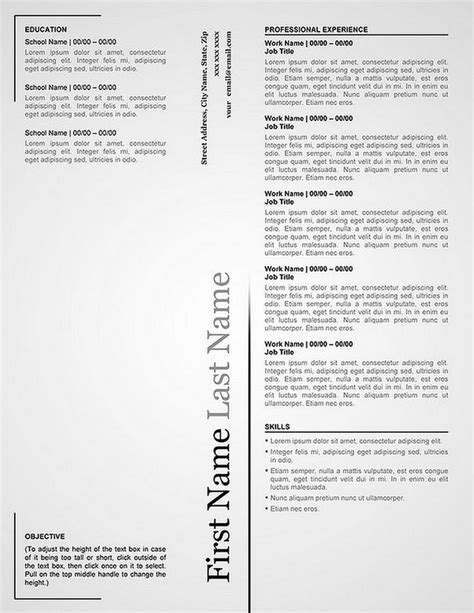 Resume One Many by 37 Best Resume Portfolio Design Images On