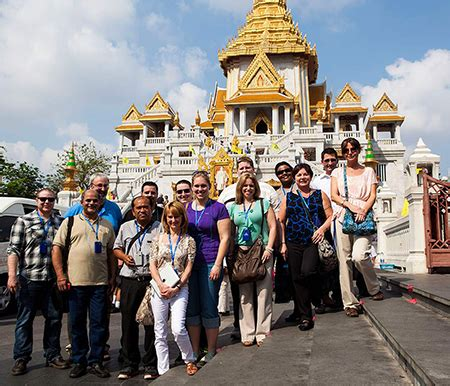 Weekend Mba by Iu Northwest Weekend Mba Students Travel To Thailand For