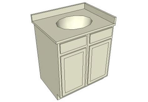 sketchup components 3d warehouse bath bathroom sink with