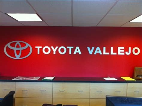 Toyota Vallejo Ca Toyota Vallejo Vallejo Ca 94591 Car Dealership And