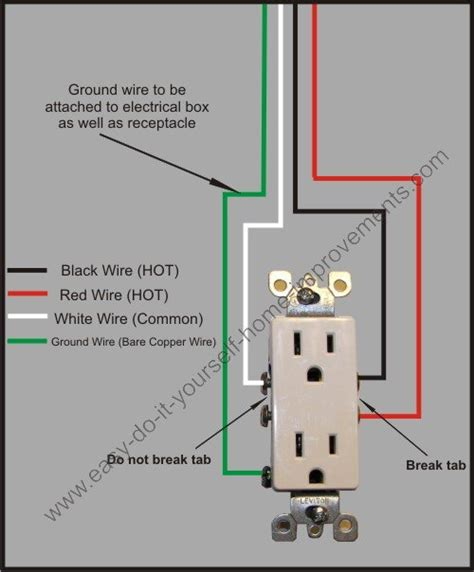 3 wire electrical wiring diagram split wiring diagram