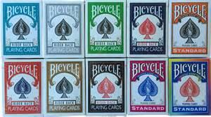bicycle card deck bicycle cards color deck bundle 10 decks green
