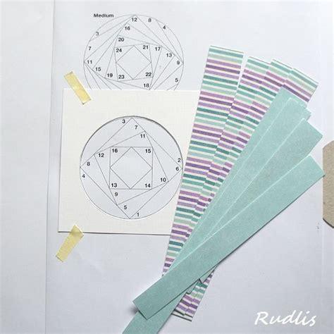 Iris Folding Paper Strips - 1000 images about iris folding on iris