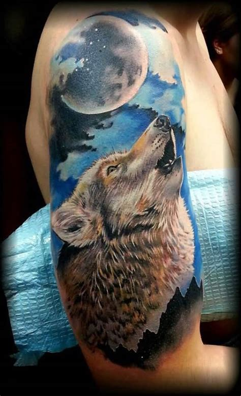 3d wolf tattoo wolf ideas and wolf designs