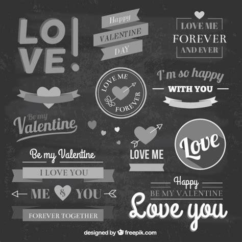 imagenes amor vintage insignias vintage de amor descargar vectores gratis